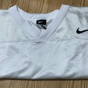 Kids Nike Blank Football Jersey